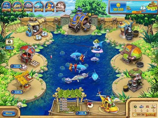 Farm Frenzy Alternative Pack large screenshot