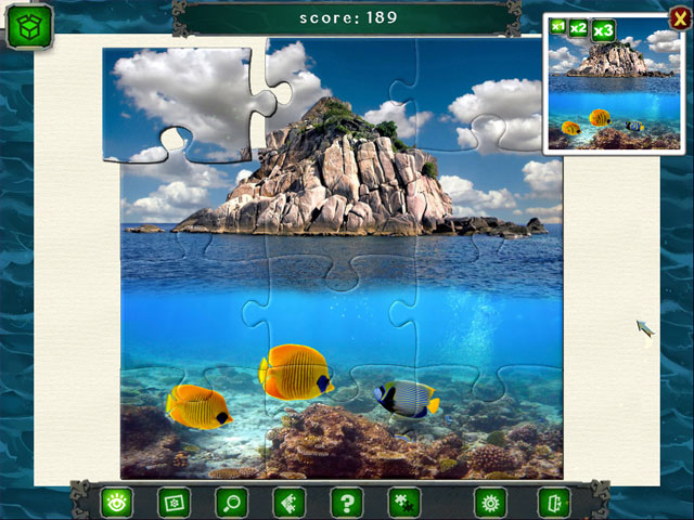 Pirate Jigsaw large screenshot