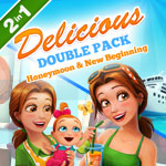 Delicious Double Pack - Honeymoon & New Beginning