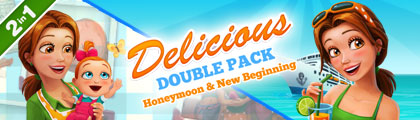 Delicious Double Pack - Honeymoon & New Beginning screenshot