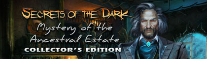 Secrets of the Dark 3 - Mystery of the Ancestral Estate CE screenshot