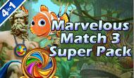 Marvelous Match 3 Super Pack