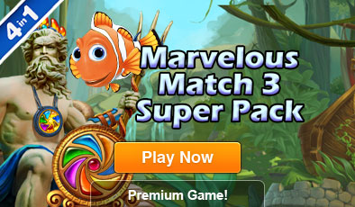 Marvelous Match 3 Super Pack