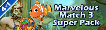 Marvelous Match 3 Super Pack screenshot