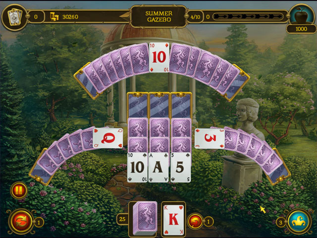 Knight Solitaire 2 large screenshot