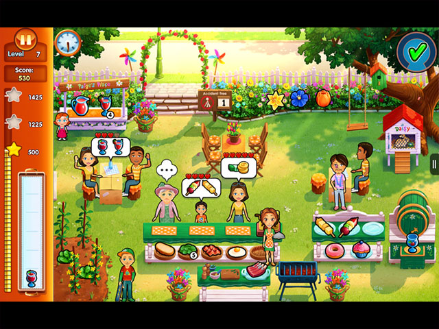 Delicious - Emily's Home Sweet Home large screenshot