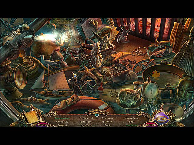 Fierce Tales: Marcus' Memory Collector's Edition large screenshot