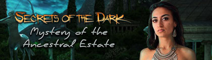Secrets of the Dark 3 - Mystery of the Ancestral Estate screenshot