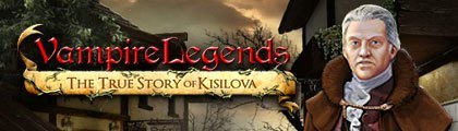 Vampire Legends: The True Story of Kisilova screenshot