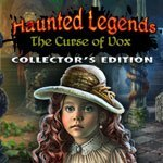Haunted Legends: The Curse of Vox Collectors Edition