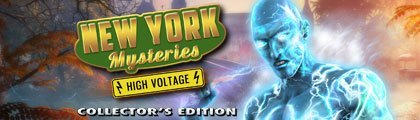 New York Mysteries: High Voltage Collectors' Edition screenshot