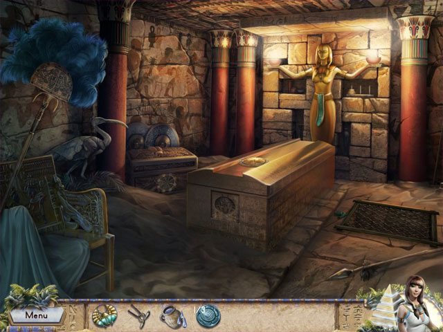 Riddles of Egypt large screenshot