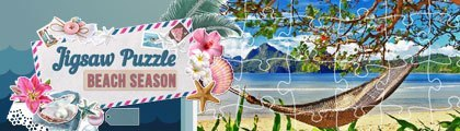Jigsaw Puzzle - Beach Season screenshot