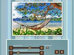 Jigsaw Puzzle - Beach Season thumb 3