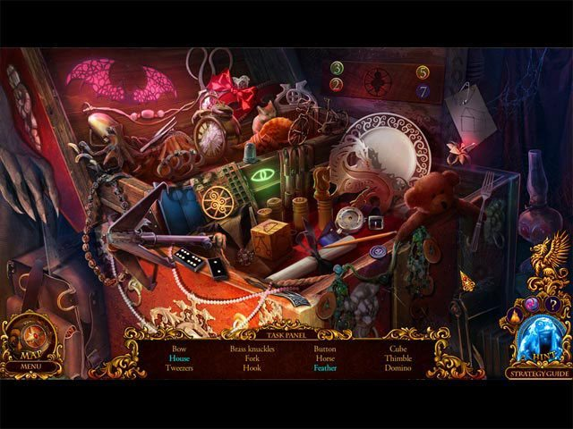 Mystery Trackers: Silent Hollow Collector's Edition large screenshot