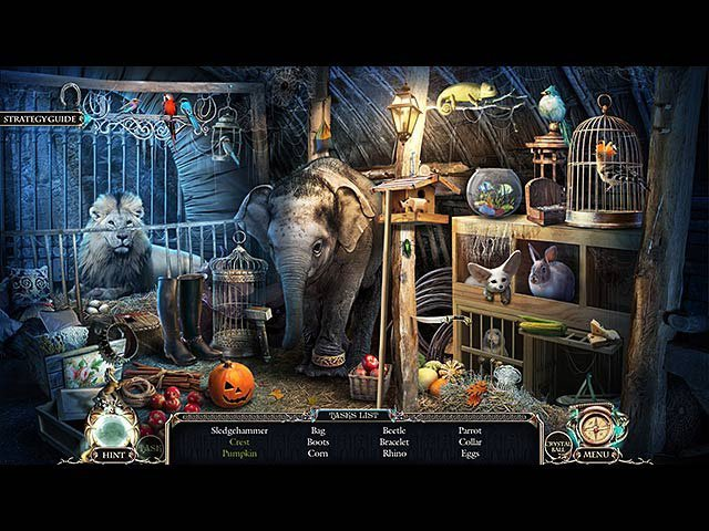 Riddles of Fate: Wild Hunt Collector's Edition large screenshot