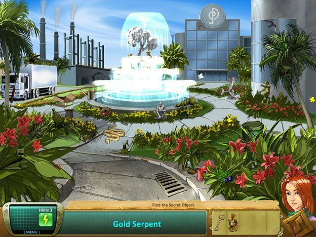 Samantha Swift and the Fountains of Fate CE large screenshot