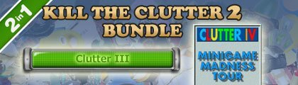 Kill the Clutter 2 Bundle screenshot