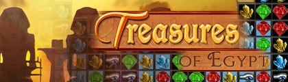 Treasures of Egypt screenshot