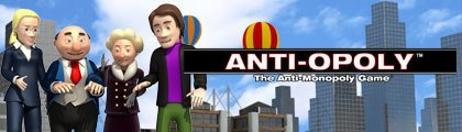 Anti-Opoly: The Anti-Monopoly Game screenshot