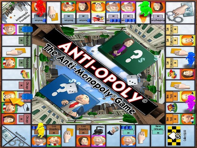 Anti-Opoly: The Anti-Monopoly Game large screenshot