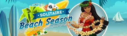 Solitaire: Beach Season screenshot
