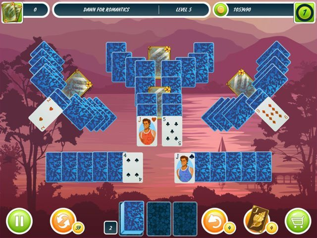 Solitaire: Beach Season large screenshot