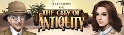 Elly Cooper and the City of Antiquity screenshot