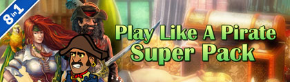 Play Like a Pirate Super Pack screenshot
