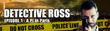Detective Ross - Episode 1 - A PI in Paris screenshot