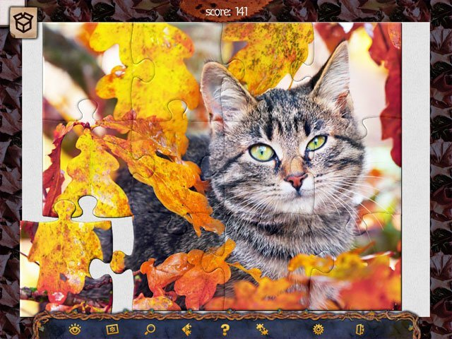 Holiday Jigsaw Halloween 3 large screenshot
