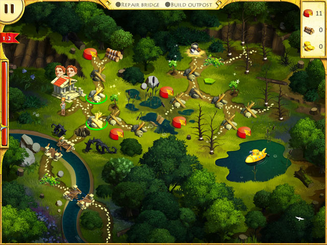 12 Labours of Hercules IV - Mother Nature CE large screenshot