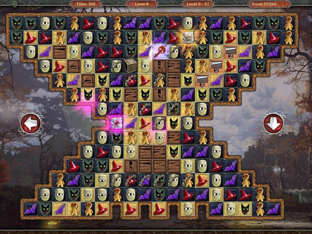 Jewel Match Twilight large screenshot