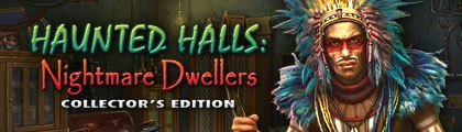 Haunted Halls: Nightmare Dwellers Collector's Edition screenshot