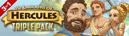 12 Labours of Hercules Triple Pack screenshot