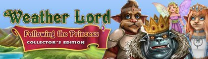 Weather Lord: Following the Princess Collector's Edition screenshot