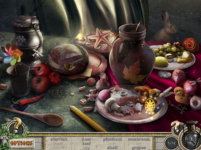 Beyond the Legend: Mysteries of Olympus large screenshot