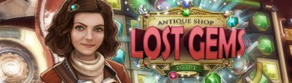 Antique Shop: Lost Gems - Egypt screenshot