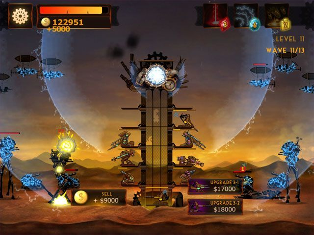 Steampunk Tower large screenshot