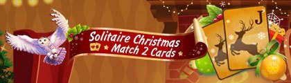 Solitaire Christmas - Match 2 Cards screenshot