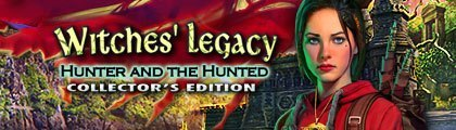 Witches' Legacy: Hunter and the Hunted Collector's Edition screenshot