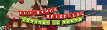 Christmas Griddlers: Journey to Santa screenshot