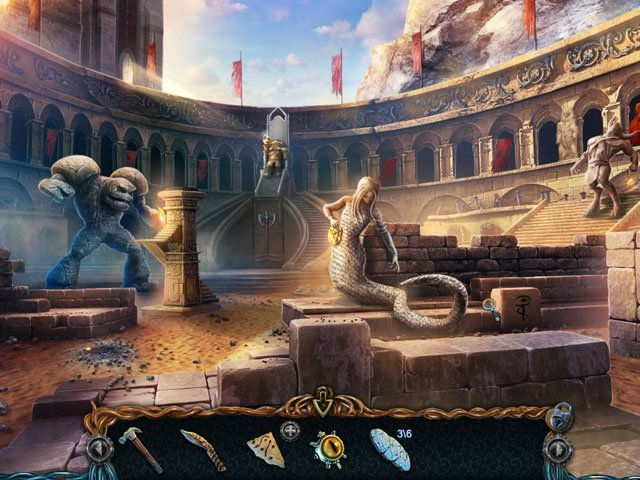 Lost Lands: The Golden Curse Collector's Edition large screenshot