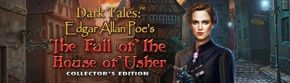 Dark Tales: Edgar Allan Poe's The Fall of the House of Usher CE screenshot