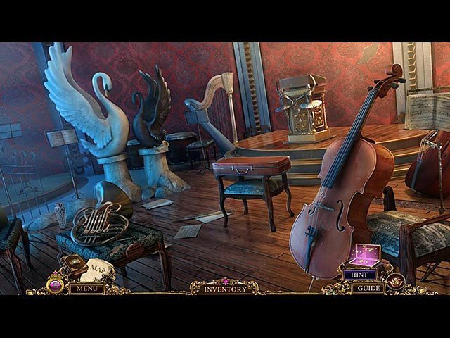 Danse Macabre: The Last Adagio Collector's Edition large screenshot