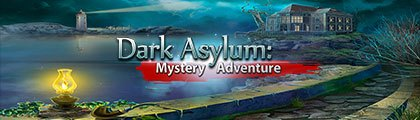 Dark Asylum: Mystery Adventure screenshot