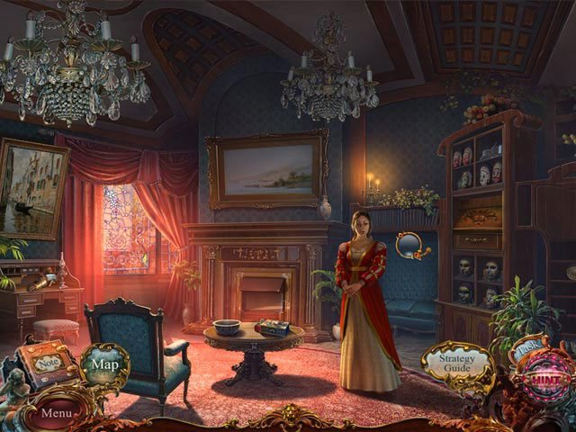 European Mystery: The Face of Envy Collector's Edition large screenshot