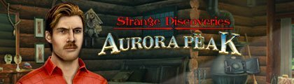 Strange Discoveries: Aurora Peak screenshot