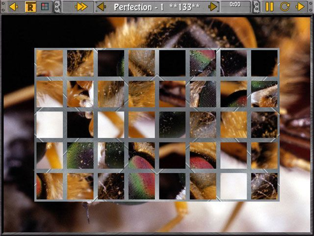 Sliders & Other Square Jigsaw Puzzles large screenshot