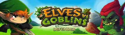Elves vs Goblins Defender screenshot